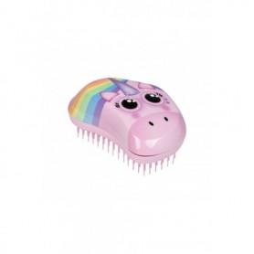 Tangle Teezer The Original Mini Szczotka do włosów 1szt Rainbow The Unicorn