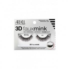 Ardell 3D Faux Mink 860 Sztuczne rzęsy 1szt Black