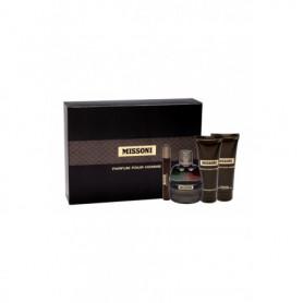 Missoni Parfum Pour Homme Woda perfumowana 100ml zestaw upominkowy