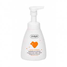 Ziaja Pumpkin With Ginger Hands & Body Foam Wash Mydło w płynie 250ml