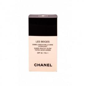 Chanel Les Beiges Healthy Glow Moisturizer SPF30 Krem do twarzy na dzień 30ml Medium