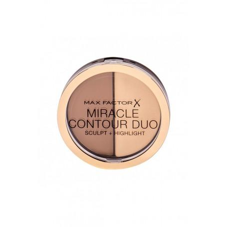 Max Factor Miracle Contour Duo Bronzer 11g Light/Medium