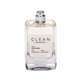 Clean Clean Reserve Collection Amber Saffron Woda perfumowana 100ml tester