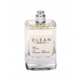 Clean Clean Reserve Collection Velvet Flora Woda perfumowana 100ml tester