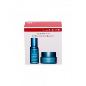 Clarins Hydra-Essentiel Bi-Phase Serum do twarzy 30ml zestaw upominkowy