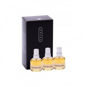 The Different Company Collection Excessive Oud For Love Woda perfumowana 3x10ml