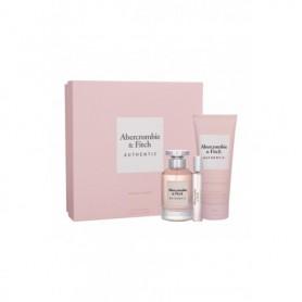 Abercrombie & Fitch Authentic Woda perfumowana 100ml zestaw upominkowy