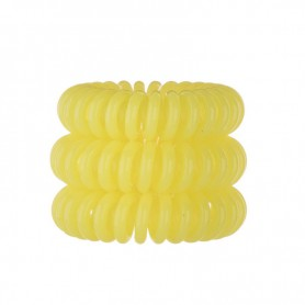 Invisibobble The Traceless Hair Ring Gumka do włosów 3szt Yellow
