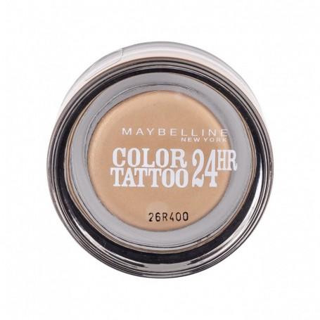 Maybelline Color Tattoo 24H Cienie do powiek 4g 05 Eternal Gold
