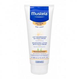 Mustela Bébé Nourishing Lotion With Cold Cream Mleczko do ciała 200ml