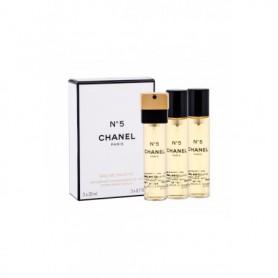 Chanel No.5 Woda toaletowa 3x20ml