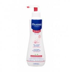 Mustela Bébé Soothing Cleansing Gel Hair and Body Żel pod prysznic 300ml