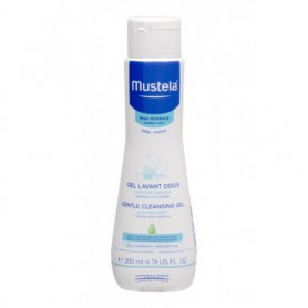 Mustela Bébé Gentle Cleansing Gel Hair and Body Żel pod prysznic 200ml