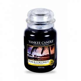 Yankee Candle Black Coconut Świeczka zapachowa 623g