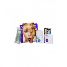 RefectoCil Eyelash And Eyebrow Tint Pielęgnacja rzęs 15ml 3 Natural Brown zestaw upominkowy