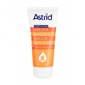 Astrid Sports Action Warming Massage Emulsion Preparat do masażu 200ml