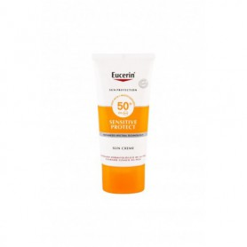 Eucerin Sun Sensitive Protect Sun Creme SPF50  Preparat do opalania twarzy 50ml