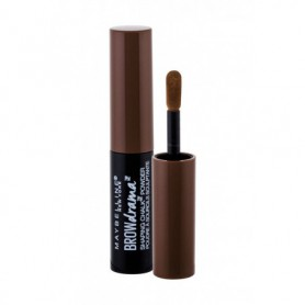 Maybelline Brow Drama Shaping Chalk Puder do brwi 1g 130 Deep Brown