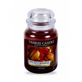 Yankee Candle Spiced Orange Świeczka zapachowa 623g