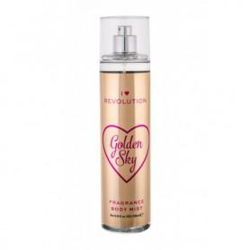 Makeup Revolution London I Heart Revolution Golden Sky Spray do ciała 236ml