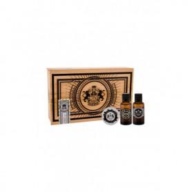 DEAR BARBER Beard Oil Olejek do zarostu 30ml zestaw upominkowy