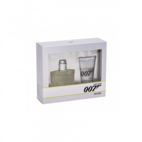 James Bond 007 James Bond 007 Cologne Woda kolońska 30ml zestaw upominkowy