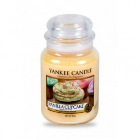 Yankee Candle Vanilla Cupcake Świeczka zapachowa 623g