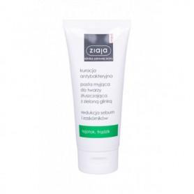 Ziaja Med Antibacterial Treatment Cleansing Paste Krem oczyszczający 75ml