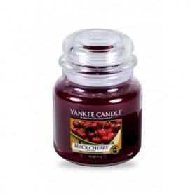 Yankee Candle Black Cherry Świeczka zapachowa 411g