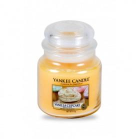 Yankee Candle Vanilla Cupcake Świeczka zapachowa 411g