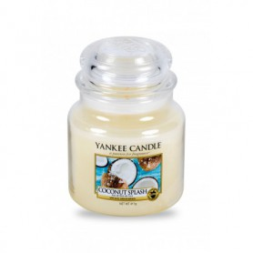 Yankee Candle Coconut Splash Świeczka zapachowa 411g