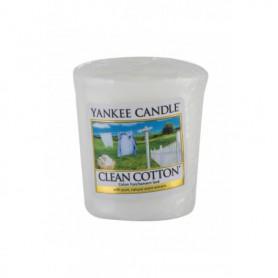 Yankee Candle Clean Cotton Świeczka zapachowa 49g