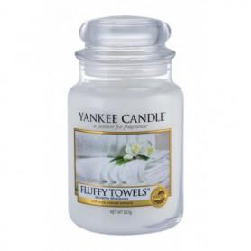 Yankee Candle Fluffy Towels Świeczka zapachowa 623g