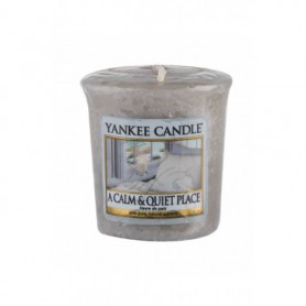 Yankee Candle A Calm & Quiet Place Świeczka zapachowa 49g