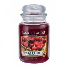 Yankee Candle Black Cherry Świeczka zapachowa 623g