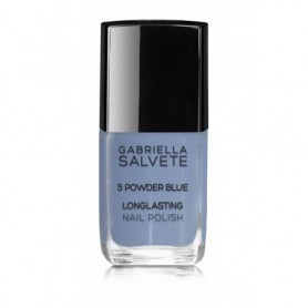 Gabriella Salvete Longlasting Enamel Lakier do paznokci 11ml 05 Powder Blue