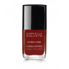 Gabriella Salvete Longlasting Enamel Lakier do paznokci 11ml 23 Red Wine