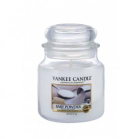 Yankee Candle Baby Powder Świeczka zapachowa 411g