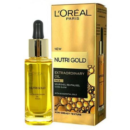 L´Oréal Paris Nutri-Gold Extraordinary Oil Serum do twarzy 30ml