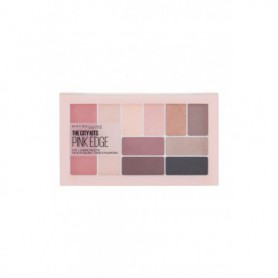 Maybelline The City Eye   Cheek Palette Zestaw kosmetyków 12g Pink Edge