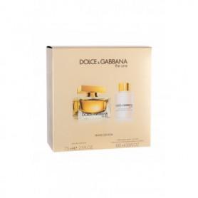 Dolce&Gabbana The One Woda perfumowana 75ml zestaw upominkowy