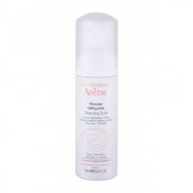 Avene Sensitive Skin Cleansing Foam Pianka oczyszczająca 150ml