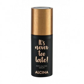 ALCINA It´s Never Too Late! Anti-Wrinkle Serum do twarzy 30ml