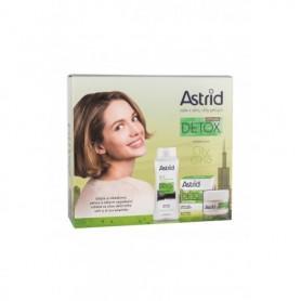 Astrid Citylife Detox Krem do twarzy na dzień 50ml zestaw upominkowy