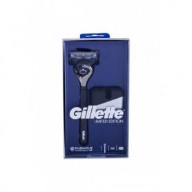 Gillette Fusion Proshield Chill Maszynka do golenia 1szt zestaw upominkowy