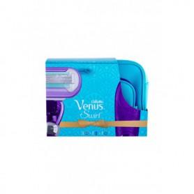 Gillette Venus Swirl Maszynka do golenia 1szt zestaw upominkowy