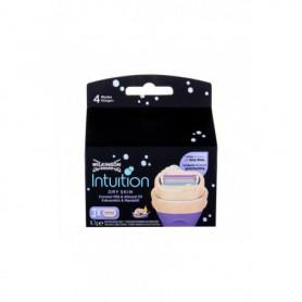 Wilkinson Sword Intuition Dry Skin Wkład do maszynki 3szt