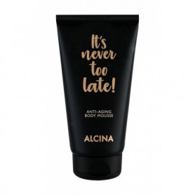 ALCINA It´s Never Too Late! Anti-Aging Krem do ciała 150ml