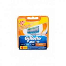 Gillette Fusion Proglide Power Wkład do maszynki 4szt