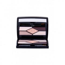 Christian Dior 5 Couleurs Designer Cienie do powiek 5,7g 508 Nude Pink Design